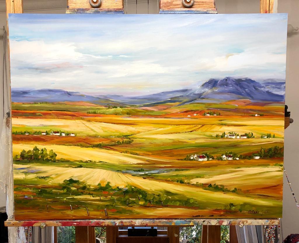 90x120 Overberg Landscape